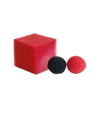 Color Changing Ball to Giant Square by Magic By Gosh
