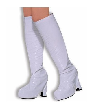 Forum Novelties Go Go Boot Tops - White