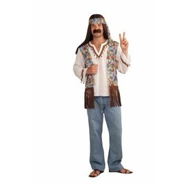 Forum Novelties Groovy Set - Male Hippie 42