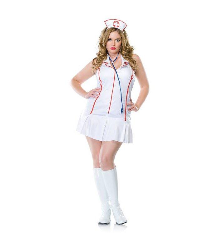 Leg Avenue Head Nurse - Plus Size Leg Avenue 1x/2x