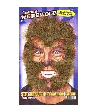 Forum Novelties Instant Werewolf Facial Hair