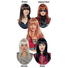 Costume Culture by Franco American Worldwide Beauty Black Wig