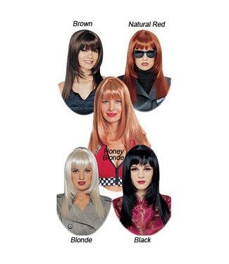 Costume Culture by Franco American Worldwide Beauty Brown - Wig