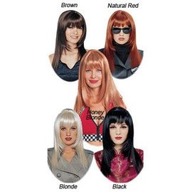 Costume Culture by Franco American Worldwide Beauty Natural Red Wig