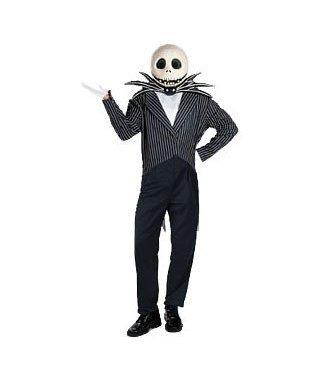 Disguise Jack Skellington - Adult XL 42-46
