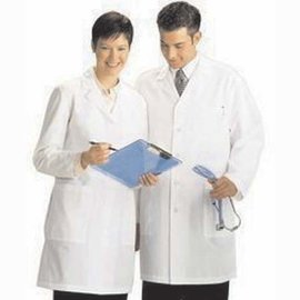 Lab Coat, Used Adult Medium