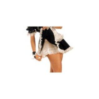 Leg Avenue Lace Petticoat BLACK