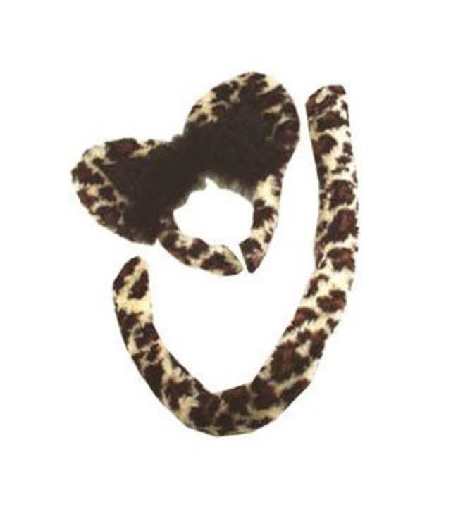 Forum Novelties Leopard Kit Deluxe