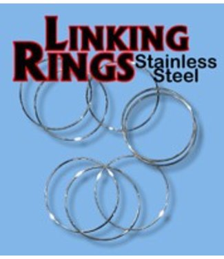 Linking Rings Stainless Steel 10 inch