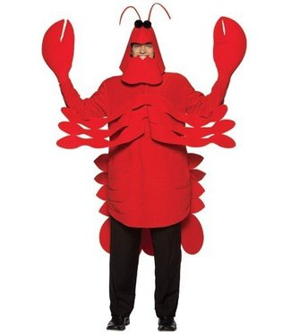 Rasta Imposta LW Lobster Costume - Adult