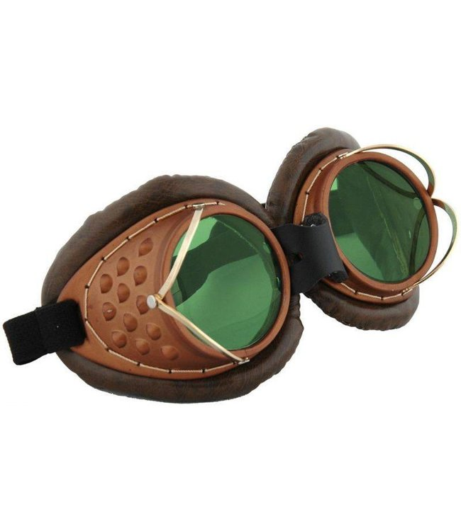 Elope Steampunk Machinist Goggles by Elope