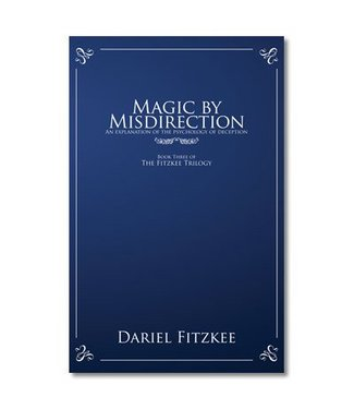 Magic by Misdirection by Dariel Fitzkee and Magic Box Productions