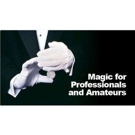 Ronjo Private 1/2 Hour in Store Magic Lesson w/Staff Magician