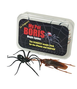 My Pet Boris - Magic Spider/Roach by Ian Pidgeon
