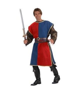 Forum Novelties Medieval Tabard, Blue/Red - Adult One Size by Forum Novelties