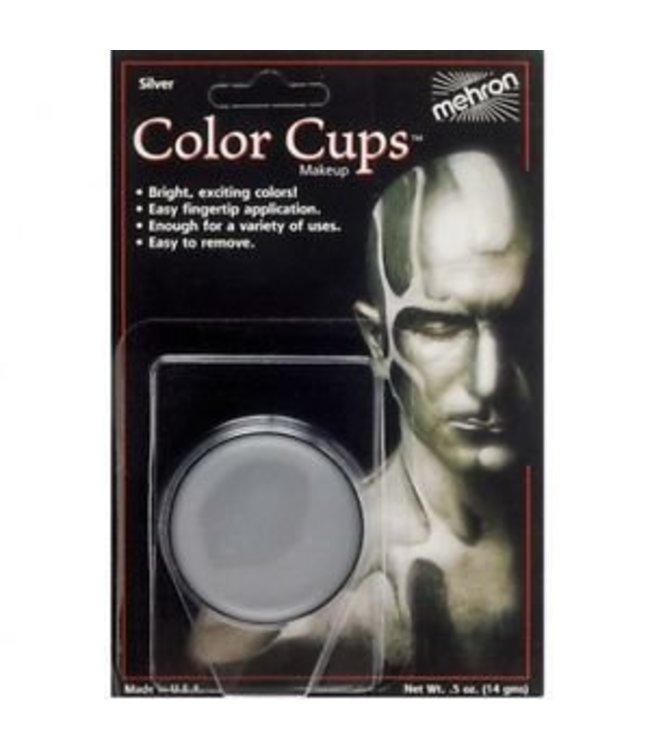 Mehron Color Cups Silver