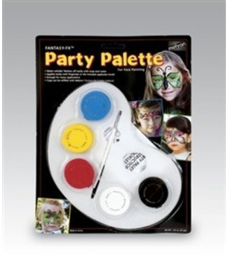 Mehron Fantasy FX Party Palette