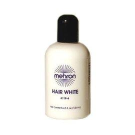 Mehron Hair White 4.5 oz.