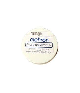 Mehron Make Up Remover Cream 4 oz (C3)