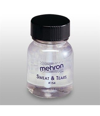 Mehron Sweat And Tears 1 oz.