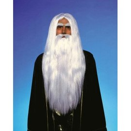 Forum Novelties Merlin Wig And Beard Set