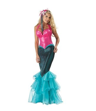 InCharacter Mermaid Medium Adult by InCharacter