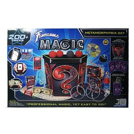 Metamorphtrix Magic Set with DVD by Fantasma Toys