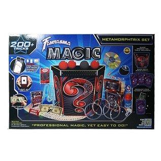 Fantasma Toys Metamorphtrix Magic Set with DVD by Fantasma Toys