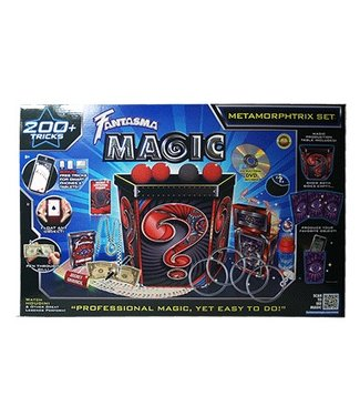 Metamorphtrix Magic Set with DVD by Fantasma Toys