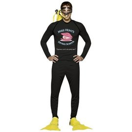 Rasta Imposta Mike Hunt Diving School - Adult One SIze