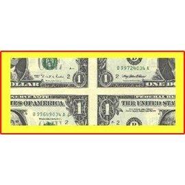 Mismade Dollar Bill - Bill Only from E-Z Magic