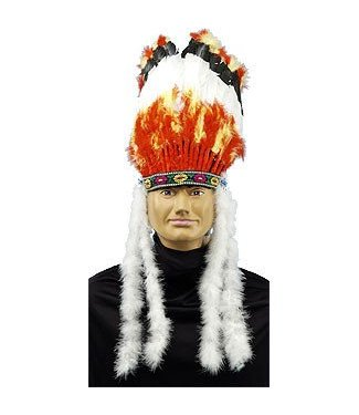 Forum Novelties Native American Headdress - 57572