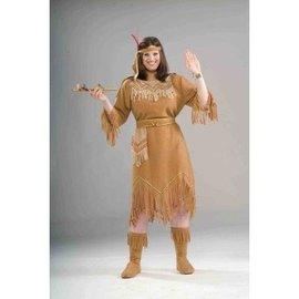 Forum Novelties Native American Maid - Plus Size 22