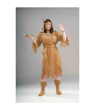 Forum Novelties Native American Maid - Plus Size 22