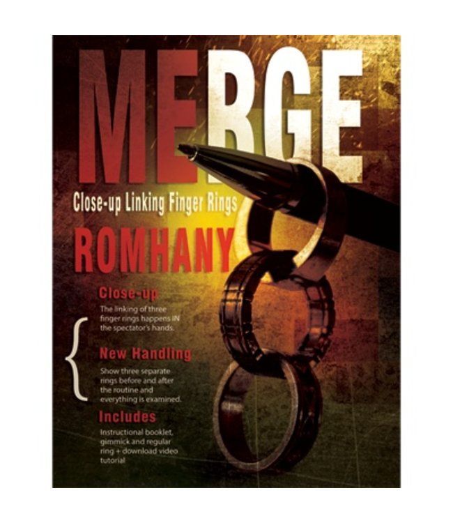 Merge Gimmicks and Instruction by Paul Romhany