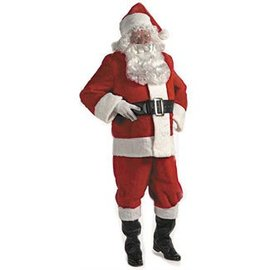 Halco Quality Plush Santa Suit - 50-56