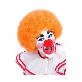 Forum Novelties Orange Clown Afro Wig