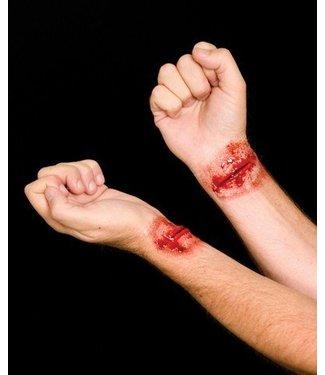 Cinema Secrets Slashed Wrists Appliance by Woochie