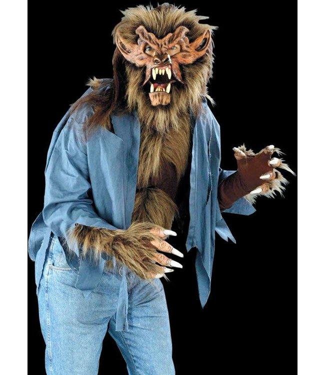 zagone studios Werewolf Shirt - One Size