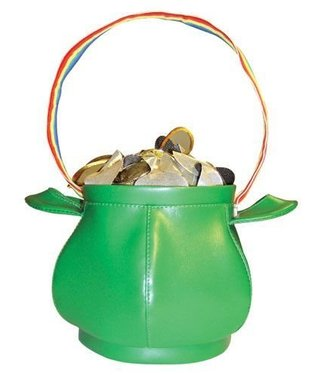 Rasta Imposta Pot Of Gold Handbag