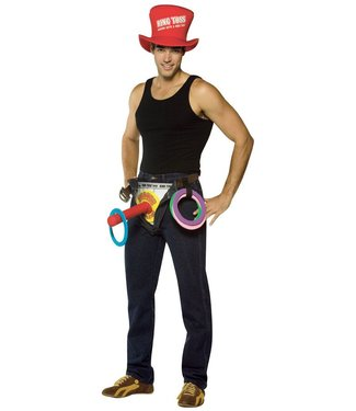 Rasta Imposta Ring Toss - Adult One Size by Rasta Imposta