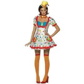 Rasta Imposta Clown costume Female - Adult One Size
