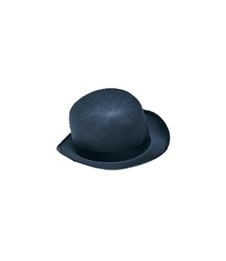 Forum Novelties Super Deluxe Bowler/Derby Hat