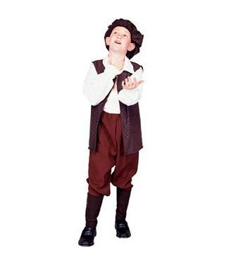 RG Costumes And Accessories Renaissance Boy Child Large 12-14