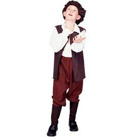 RG Costumes And Accessories Renaissance Boy Child Medium 8-10