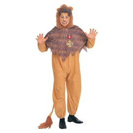 Rubies Costume Company Cowardly Lion - Adult Standard 44