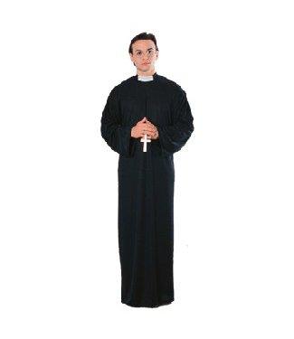 Rubies Costume Company Priest - Fits up to a 44