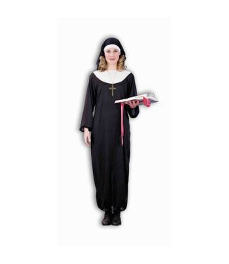 Forum Novelties Nun Costume, Adult One Size by Forum Novelties