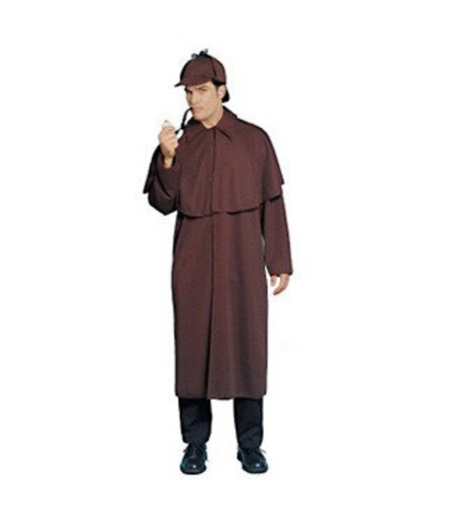 Costume Culture by Franco American Sherlock Holmes -  Adult One Size 46