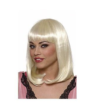 Costume Culture by Franco American Peggy Sue Wig - Blonde